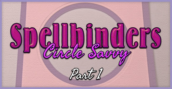 Spellbinders Circle Savvy Header Part 1