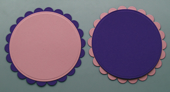 Spellbinders Circle Savvy Part 1 - Combining Shapes 2