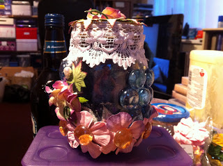 Fairy in a Jar (image courtesy of Vikki Young)