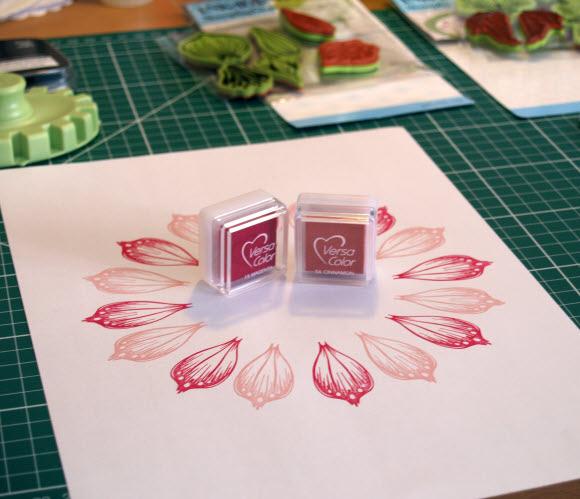 Inkadinkado Stamping Gear - Alternate Colours