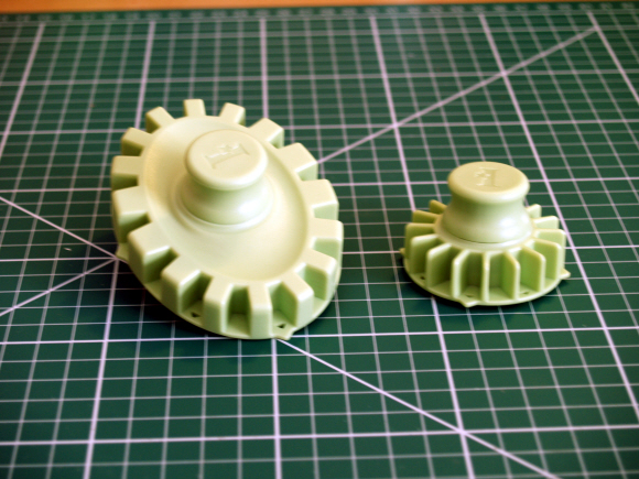 Inkadinkado Stamping Gear - Oval and Round Cogs