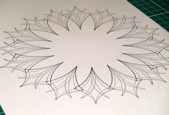 Inkadinkado Stamping Gear - Round Design