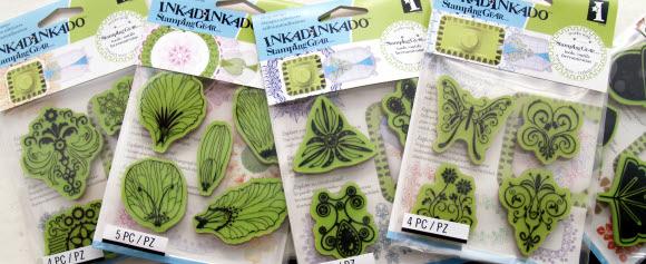 Inkadinkado Stamping Gear - Stamps