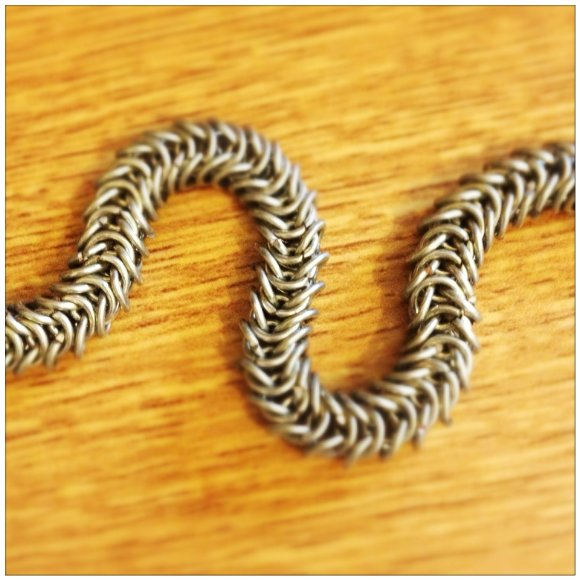 Snake Chainmaille