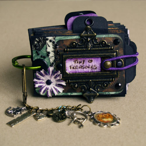 Tiny Treasures from Vikki Young
