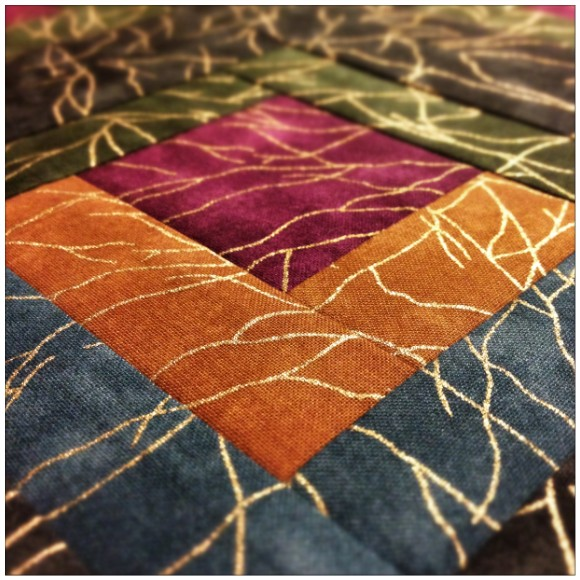 A Passion for Patchwork - Log Cabin - Neat Seams 2