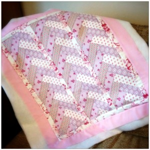 A Passion For Patchwork - Tilda Fabric