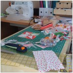 A Passion For Patchwork - A Bigger Mess