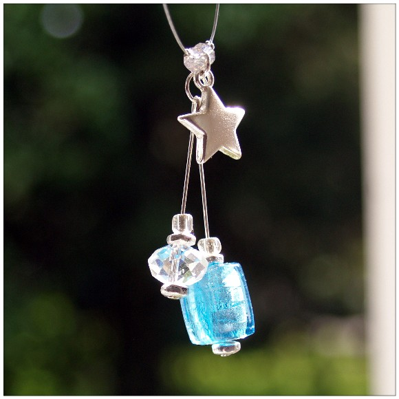 Handmade Crystal Necklace - Featured Image