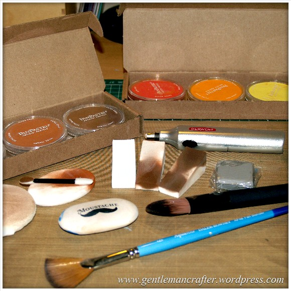 Playtime with Pan Pastels - The Tools