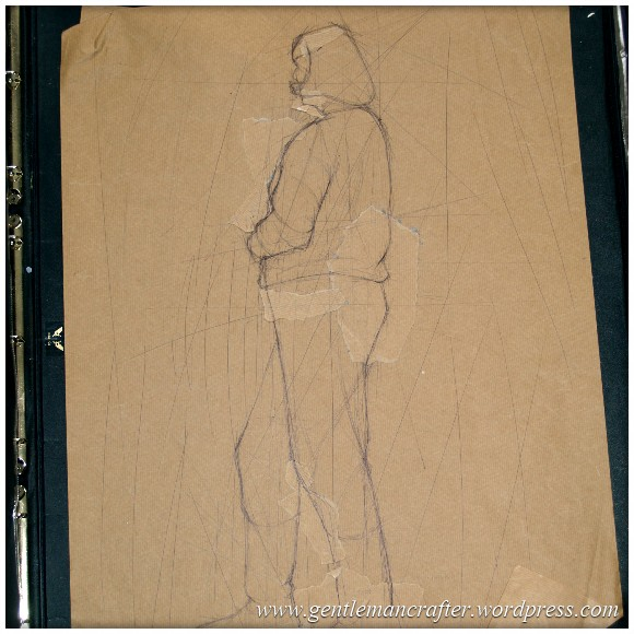 Portfolio Archive - Life Drawing 3