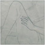 Portfolio Archive - Life Drawing - Female Model Hand