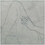 Portfolio Archive - Life Drawing - Female Model Hand