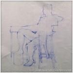 Portfolio Archive - Life Drawing - Male Model