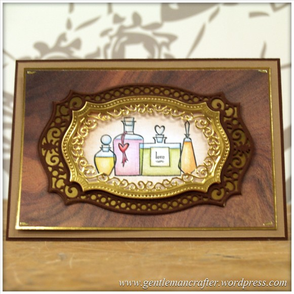 Spellbinders Show Sample 11 - Majestic Labels 25