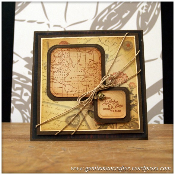 Spellbinders Show Sample 14 Rounded Squares