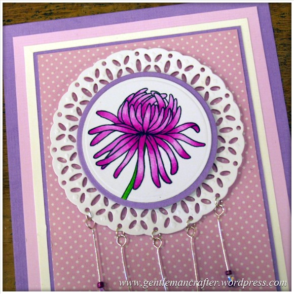 Spellbinders Show Sample Close Up 13 Delightful Circles