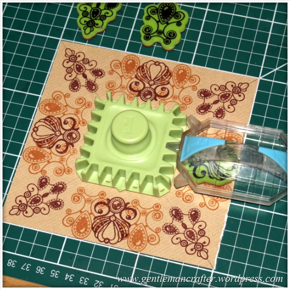 Inkadinkado Stamping Gear - Working With Squares and Rectangles