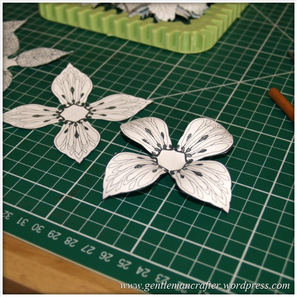 Making Dimensional Flowers with Inkadinkado Stamping Gear - (4)