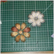 Making Dimensional Flowers with Inkadinkado Stamping Gear - (8)