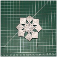 Making Dimensional Flowers with Inkadinkado Stamping Gear - Finished Flower - 2