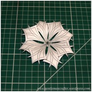 Making Dimensional Flowers with Inkadinkado Stamping Gear - Finished Flower - 6