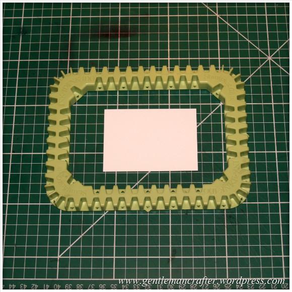 Mini Makes with Inkadinkado Stamping Gear - 1