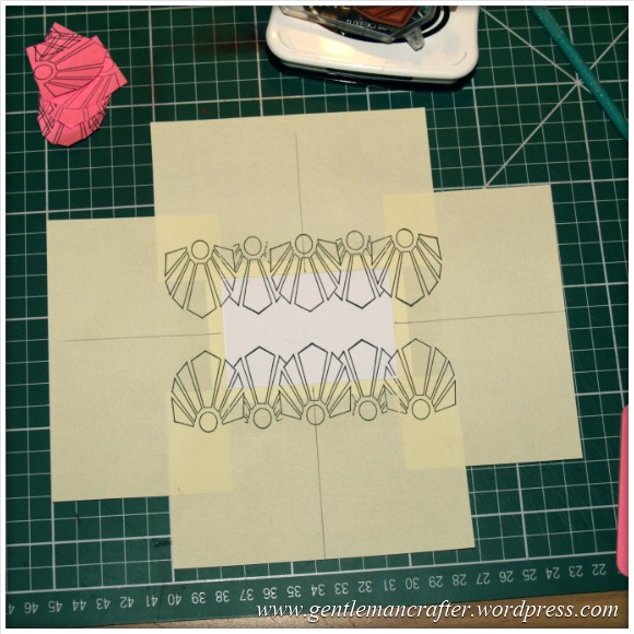 Mini Makes with Inkadinkado Stamping Gear - 10