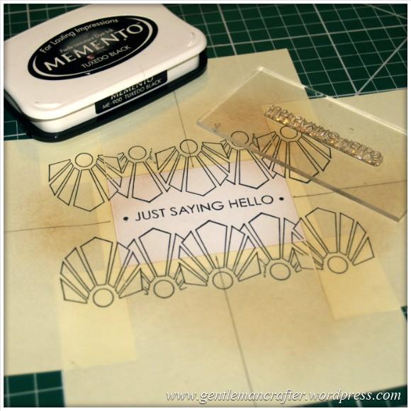 Mini Makes with Inkadinkado Stamping Gear - 11
