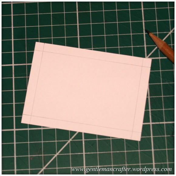 Mini Makes with Inkadinkado Stamping Gear - 2