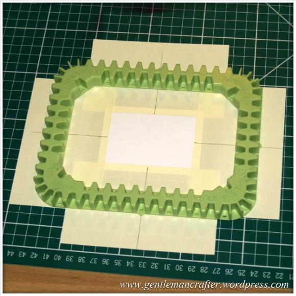 Mini Makes with Inkadinkado Stamping Gear - 4