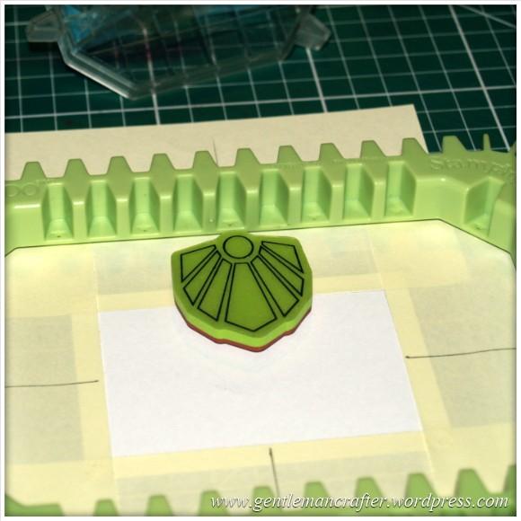 Mini Makes with Inkadinkado Stamping Gear - 6
