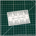 Mini Makes with Inkadinkado Stamping Gear - Finished Project - 3