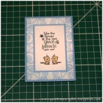 Mini Makes with Inkadinkado Stamping Gear - Finished Project - 6
