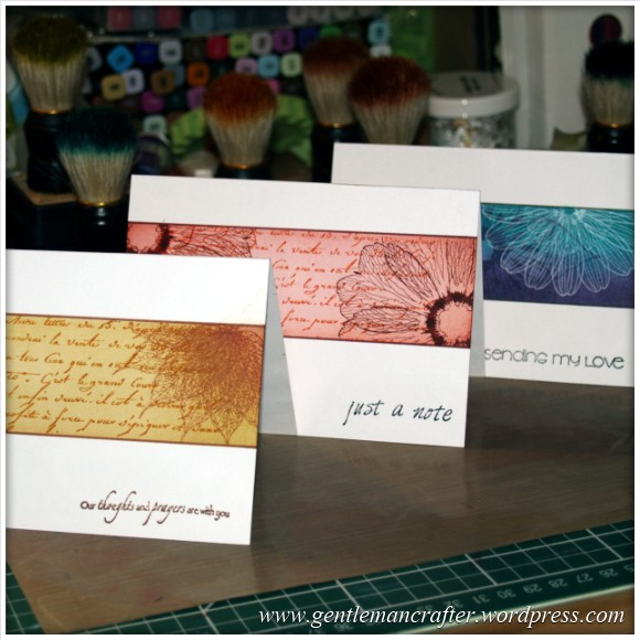 Simple Single Layer Stamping With Inkadinkado Stamping Gear - Featured Image