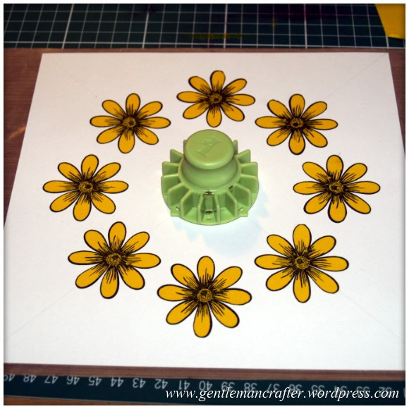 Alls Well That Ends Well - An Inkadinkado Stamping Gear Card - Apply The Masks