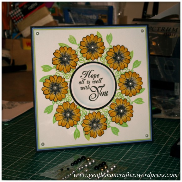 Alls Well That Ends Well - An Inkadinkado Stamping Gear - Finished Result 2