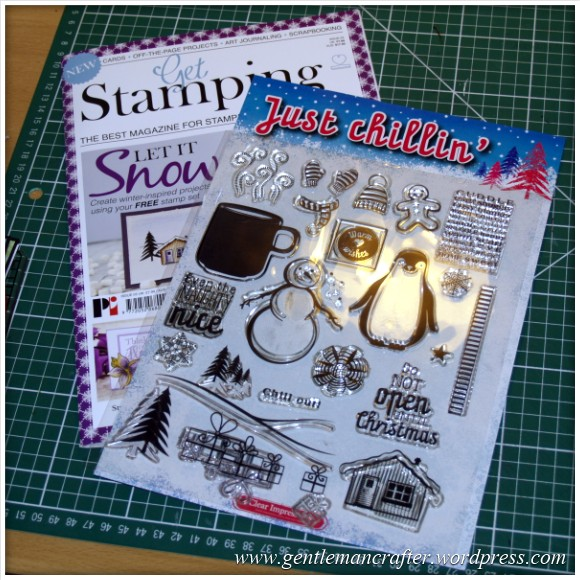 A Christmas Quickie - Get Stamping Magazine