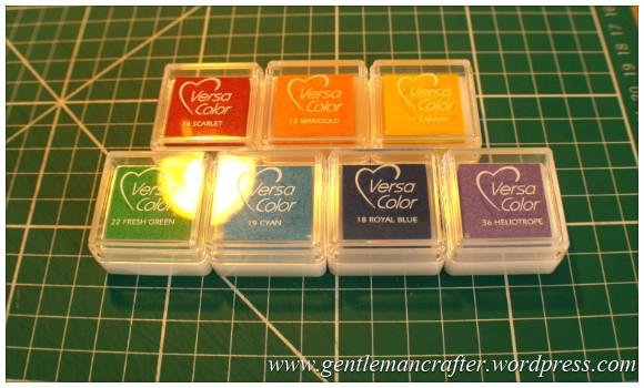 A Reason To Celebrate - A Card Using Inkadinkado Gemstone Alphabet Stamps - The Tools (2)