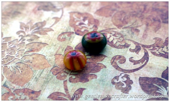 Making Microwave Fused Glass Cabochons - Cabochon 10