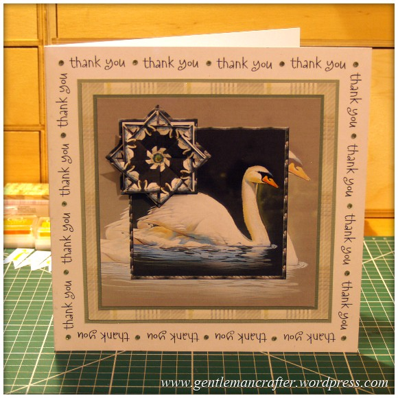 Pollyanna Pickering Teabag Folding Card - 1