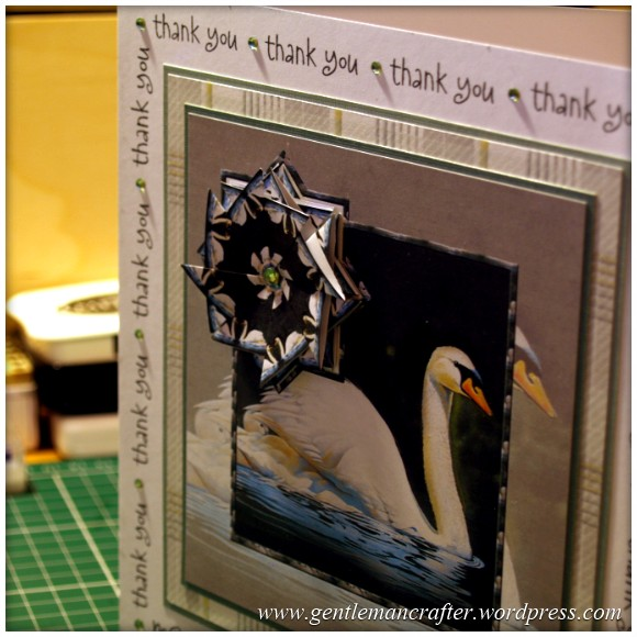Pollyanna Pickering Teabag Folding Card - 2
