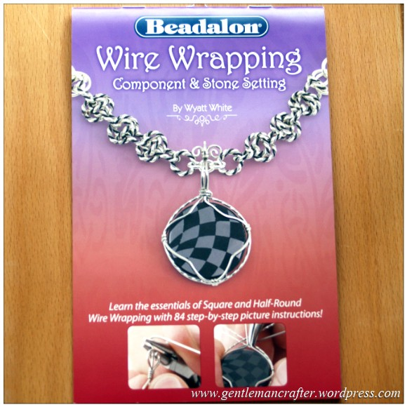 Wire Wrapping - Beadalon Component and Stone Setting Booklet