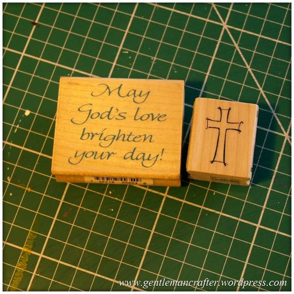 Inkadinkado Stamping Gear Returns - Religious Icons 2