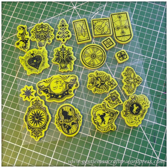 Inkadinkado Stamping Gear Returns - Stamps 2
