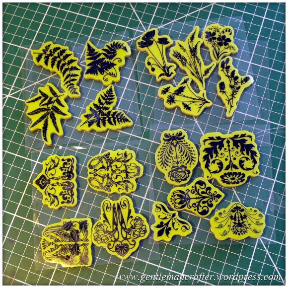 Inkadinkado Stamping Gear Returns - Stamps 4