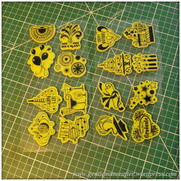 Inkadinkado Stamping Gear Returns - Stamps