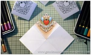 A Tattoo Design Tea Bag Folding Labour Of Love - 10