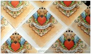 A Tattoo Design Tea Bag Folding Labour Of Love - 12