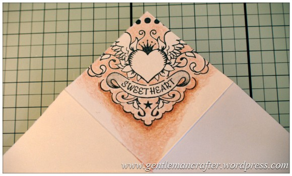 A Tattoo Design Tea Bag Folding Labour Of Love - 8